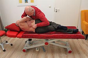 Behandlung Patient